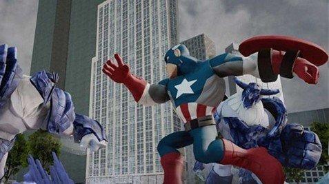 迪士尼无限:漫威超级英雄