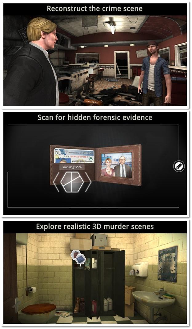 踪迹:谋杀之谜