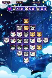 缤纷糖果猫